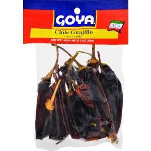 Chile Guajillo Goya 3 Oz