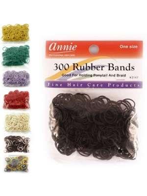 Bandas de Goma de varios tamaños -Annie 300