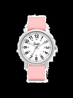 Speidel Reloj para mujer a prueba de agua, profesionales de la salud. Colores para médicos, fácil de leer, segundero, resistente al agua