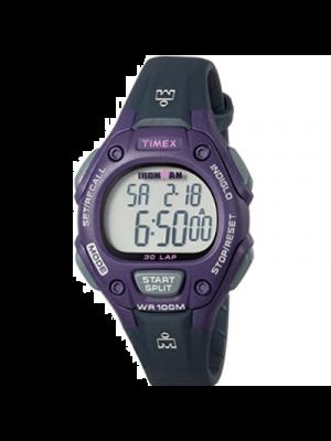 Timex Ironman Classic 30  Reloj para mujer a prueba de agua, deportivo, temporizador