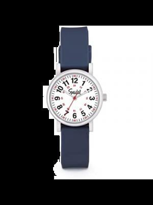 Speidel B07FWJLK4D Reloj para mujer a prueba de agua, para profesionales de la salud. Colores para médicos, fácil de leer, segundero.