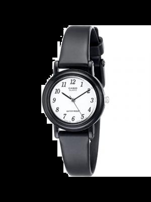 Casio LQ139B 1B Reloj para mujer a prueba de agua, Reloj clásico analogico