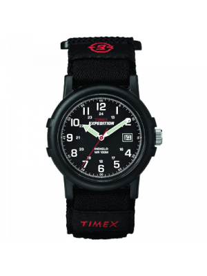 Timex Expedition Acadia Reloj de pulsera para hombre a prueba de agua, cronómetro